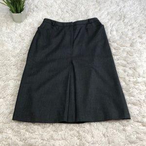 Talbots pencil skirt